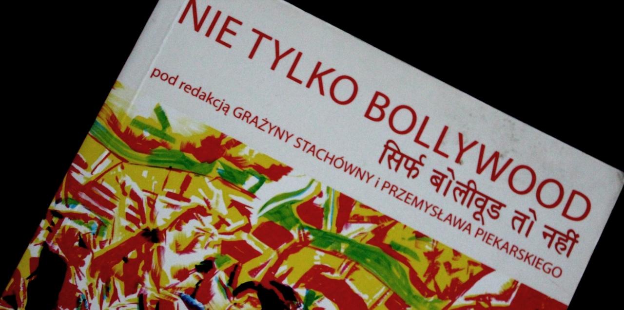 Nie tylko Bollywood okładka
