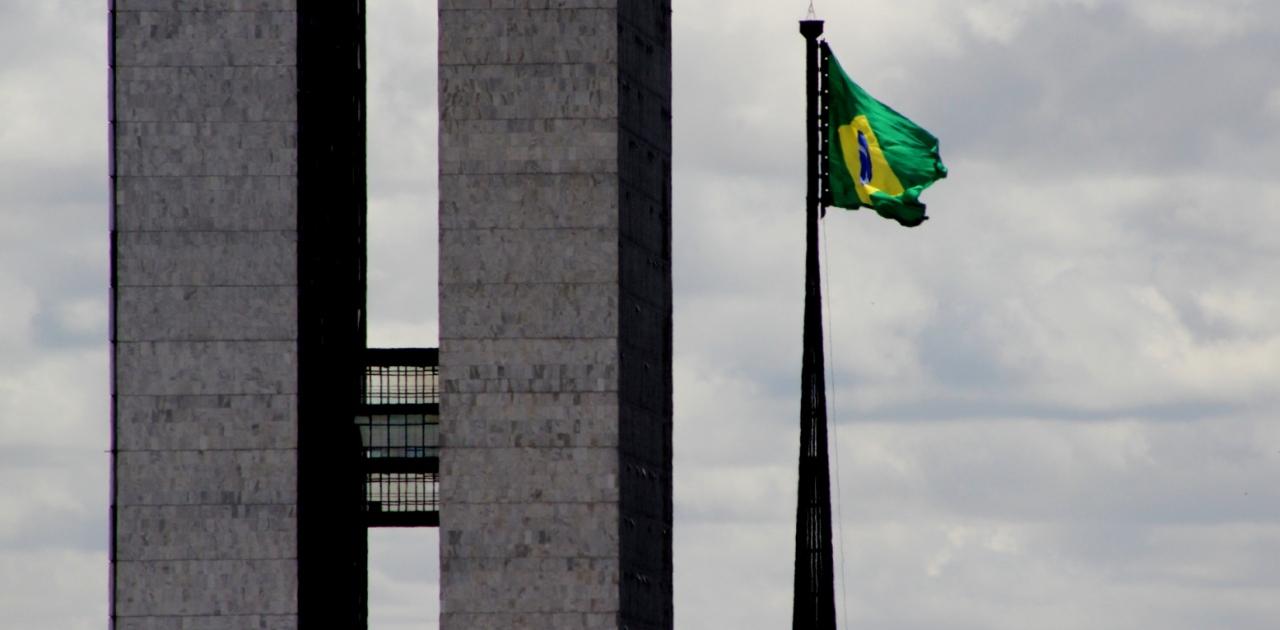 Wieże Kongresu Narodowego w Brasilii