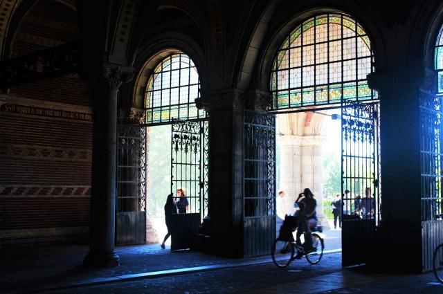 Rijksmuseum rowery